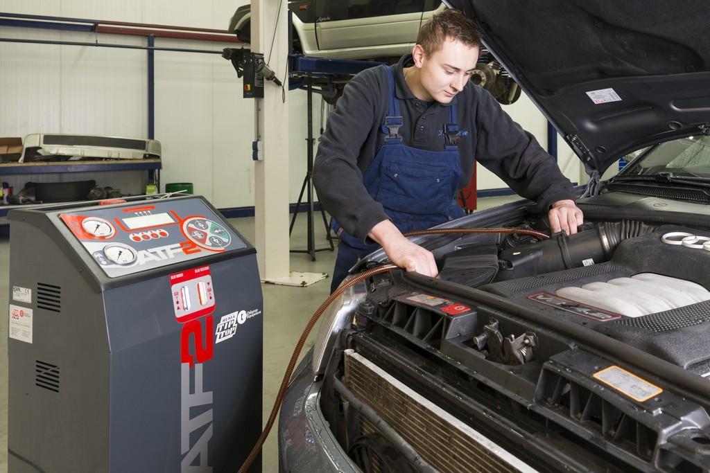 JS Automotive - onderhoud aan uw auto