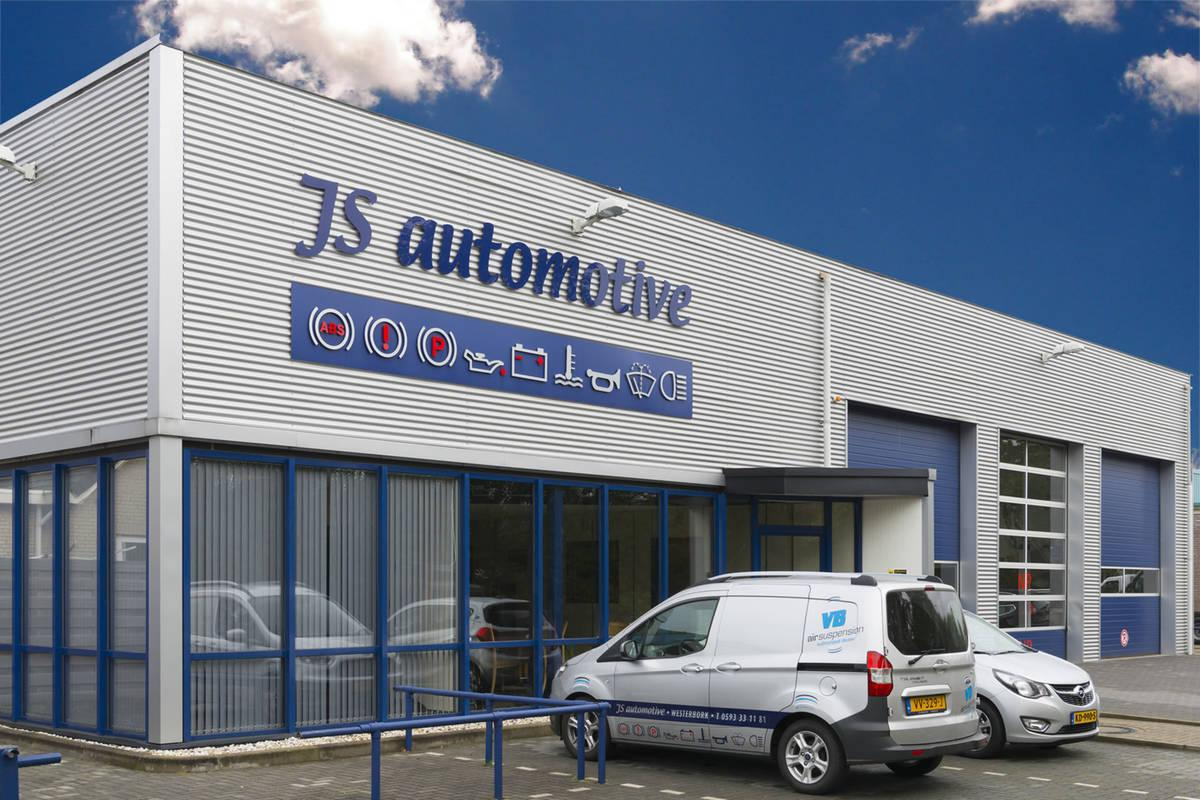 JS Automotive luchtvering specialist