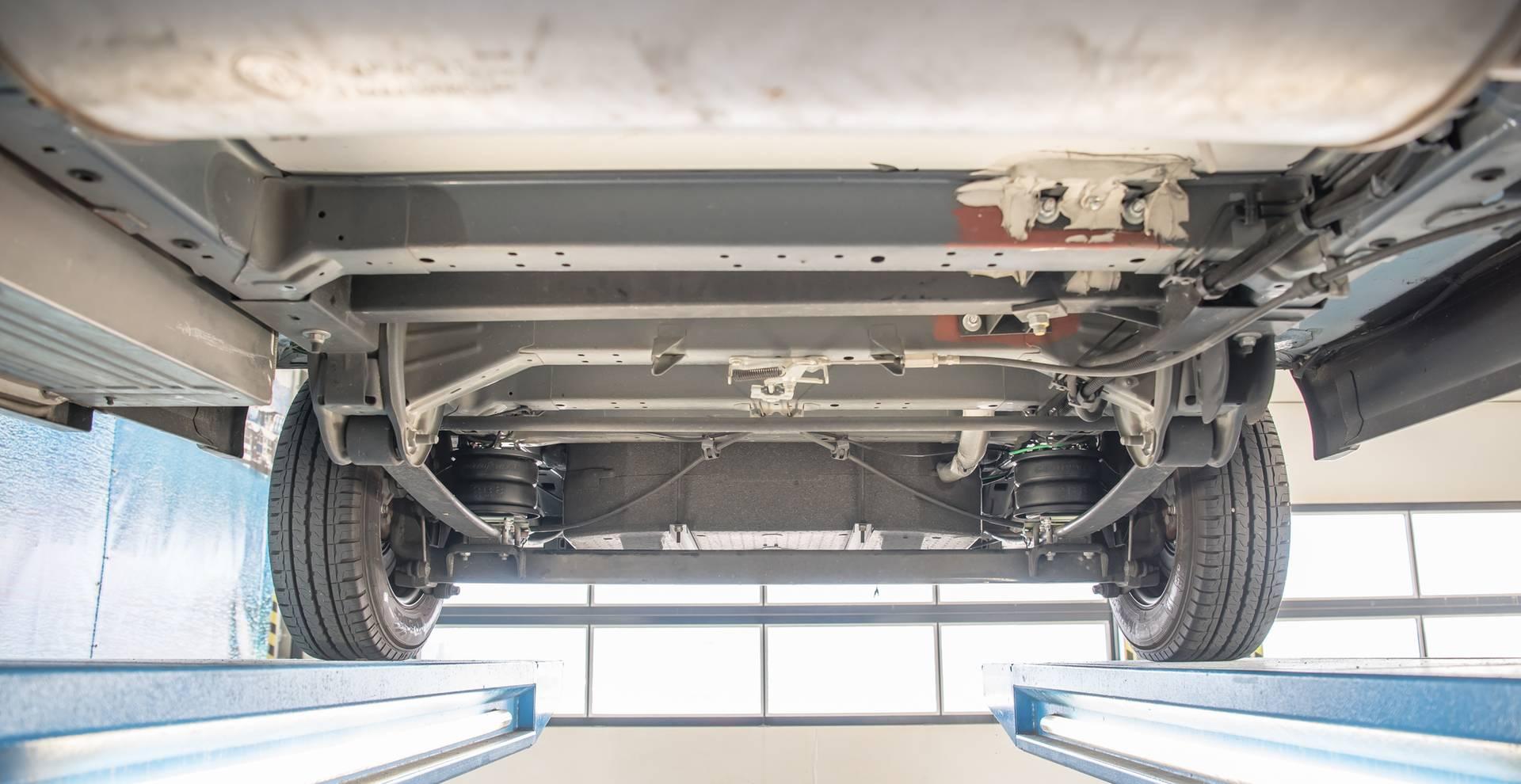 VB-Airsuspension luchtvering systemen